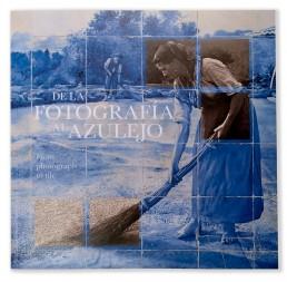 De la fotografía al azulejo, cubierta.