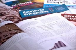 Revista Economie Enterprises, artículo.
