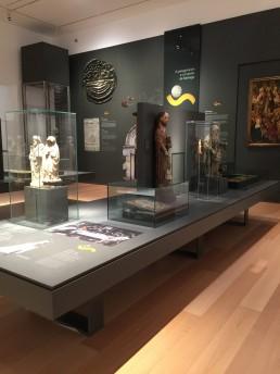 Museo de las Peregrinaciones y de Santiago. Gráfica aplicada.