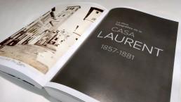 Publicación J. Laurent. Portadilla.