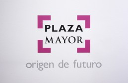 Plaza Mayor, logo.