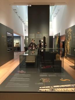 Museo de las Peregrinaciones y de Santiago. Mesa impresa.