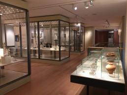 Museo de las Peregrinaciones y de Santiago. Vitrinas.