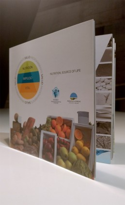 Cubierta catálogo Nutrición Impulso Vital