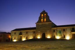 Plaza de la Constitución de Aldeaquemada. Jaén.