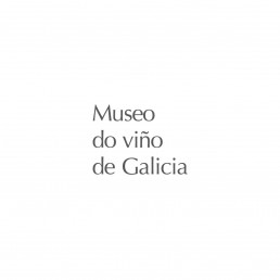 Museo do Viño (museo del vino). Logotipo.