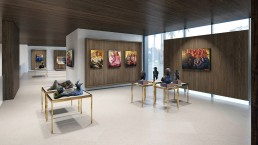 Museo de la Fundación Dr. Leila Mezian. Obras (Meriem Mezian).