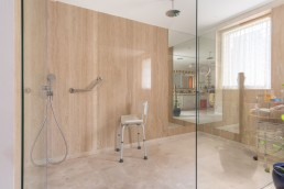 Casa en El Escorial. Baño.