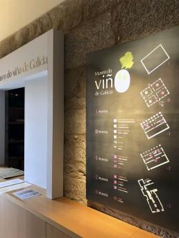 Directorio. Museo del Vino. Ribadavia.
