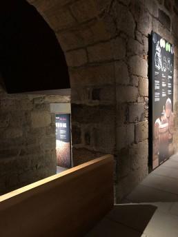 Arco. Museo del Vino. Ribadavia.