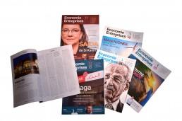 Revista Economie Enterprises, varios.