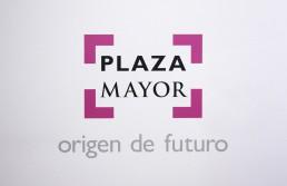 Plaza Mayor, logo.