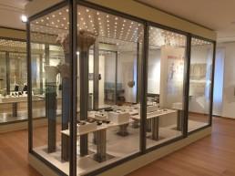 Museo de las Peregrinaciones y de Santiago. Vitrina.