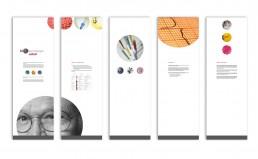 Exposición Biotecnología, paneles.