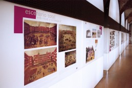 Exposición Plaza Mayor, gráfica.