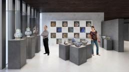 Museo de la Fundación Dr. Leila Mezian. Cerámica (Citadin).