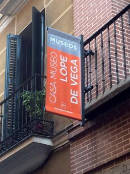 Espacios del Arte. Comunidad de Madrid. Casa Museo Lope de Vega.