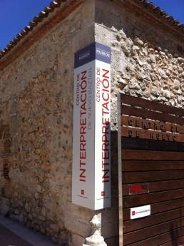 Espacios del Arte. Comunidad de Madrid. Centro de interpretación.