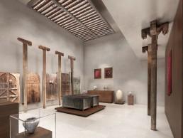Museo de la Fundación Dr. Leila Mezian. Sala Amazigh.