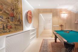 Casa en El Escorial. Interior.