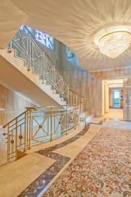 Casa en El Escorial. Escalera.
