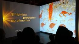 EL HOMBRE PRODUCTOR DE ALIMENTOS. Audiovisual. Fundación Iberoamericana de Nutrición.