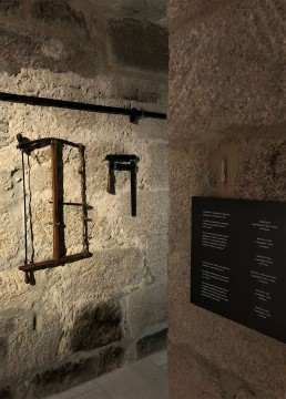 Piezas cartela. Museo del Vino. Ribadavia.