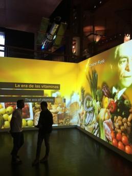 Vitaminas. Audiovisual. Fundación Iberoamericana de Nutrición.